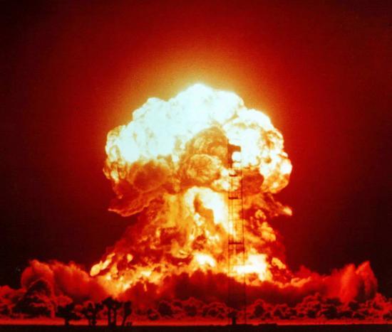 Islam veut la bombe